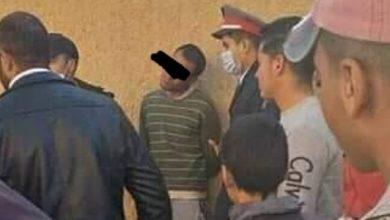 صورة جريمة بشعة بالراشيدية.. مختل عقلي يذبح طفلا من الوريد الى الوريد