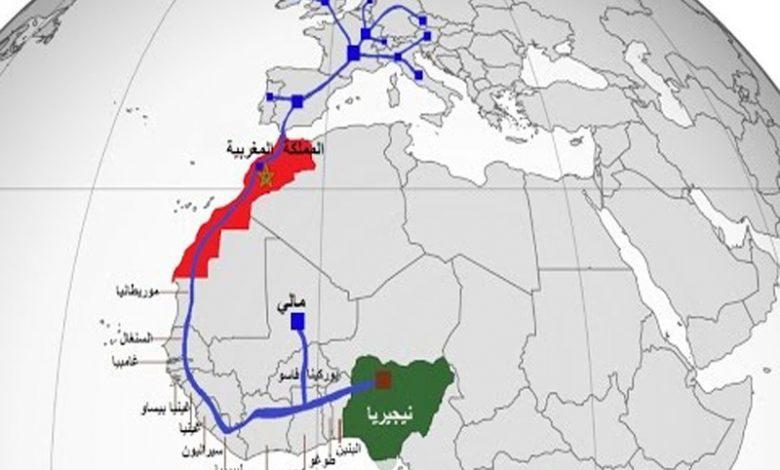 الحكومة الفيدرالية النيجيرية تستعد لبناء خط أنبوب الغاز نيجيريا-المغرب –  المحرر